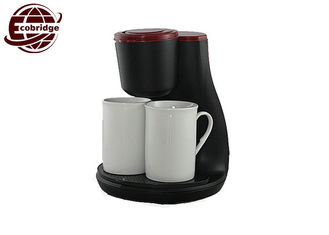 Mini Household Coffee Makers 240ml Optional Color 194*156*218mm Two Ceramic Cup