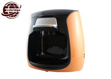 Custom Gift Electric Drip Coffee Maker Mini Household 2-cups With Ceramic Cups