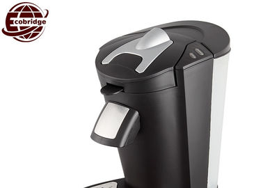 Office Pod Home Coffee Machines With Cups 1.0L Mini Electrical 60mm ABS PP