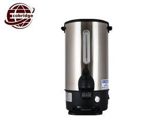 8 Liter Electric Coffee Urn Dispenser Commercial Stainless Steel VDE Plug