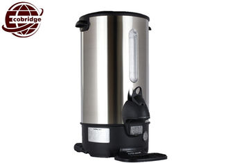 1500W 220V 60Hz Electric Coffee Urn 10L Large Capacity For Hotel Restaurant