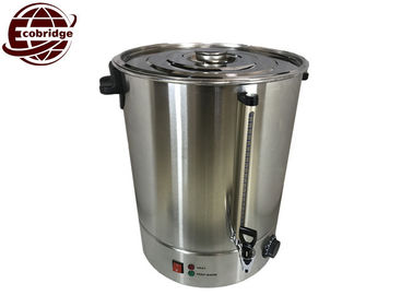 2000W Commercial Hot Water Boiler , 220V-60Hz 35L Stainless Steel Electric Kettle